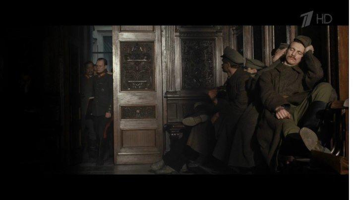 "Сериал ""Троцкий"" фрагмент 6 серии"