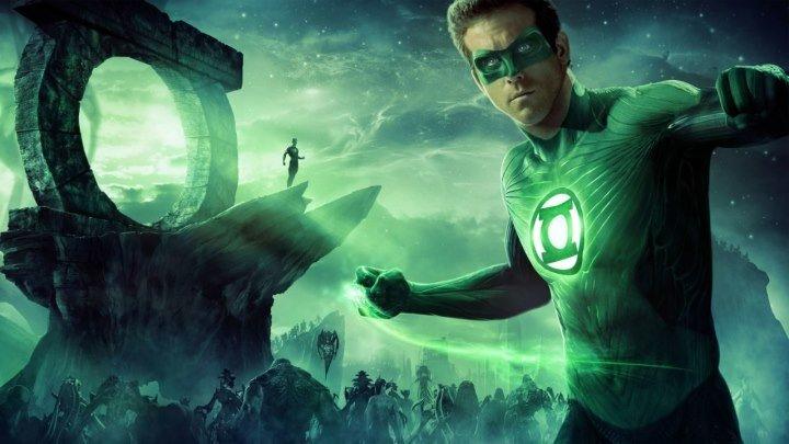 Зелёный фонарь (2011) 12+ (Green Lantern)