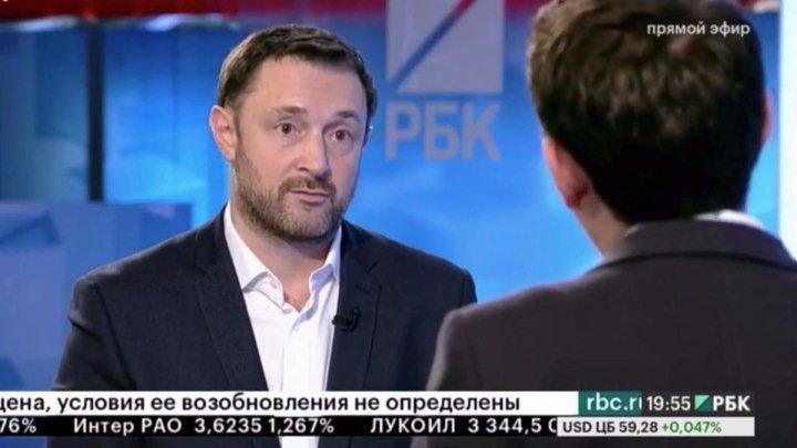 Гендиректор NTechLab Михаил Иванов о победе в мировом конкурсе в интервью телеканалу РБК ТВ