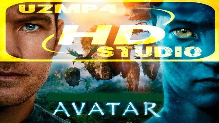 Avatar__Аватар HD O'zbek tilida (uzmp4 studio) Fantastik Jangari kino