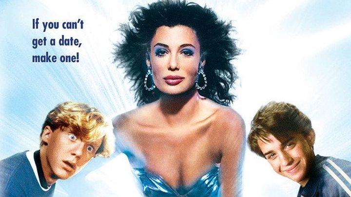 Ох уж эта наука! (1985) фэнтези, мелодрама, комедия (HD-720p) MVO Энтони Майкл Холл, Келли ЛеБрок, Илан Митчелл-Смит, Билл Пэкстон, Сюзанн Снайдер, Роберт Дауни мл.