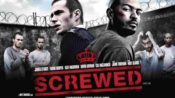 Тюремщик Screwed (2011 ) (360p) Криминал