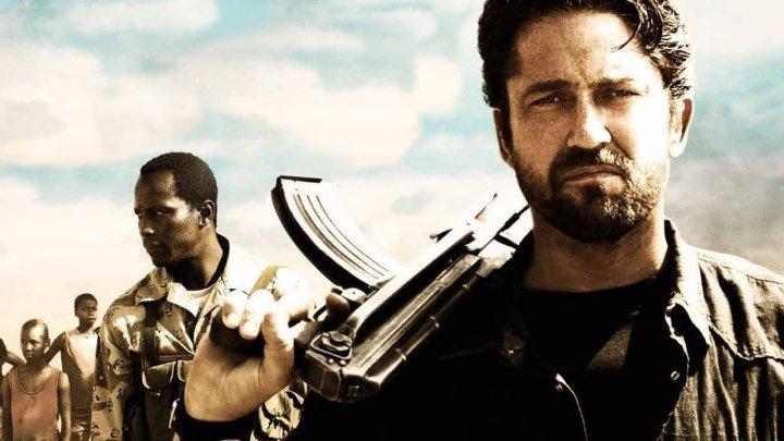 Боевик! Проповедник с Пулеметом (720p HD) Gerard Butler