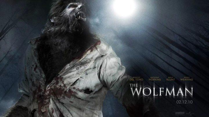 Человек-волк (2010) Триллер, Ужасы, Фэнтези
