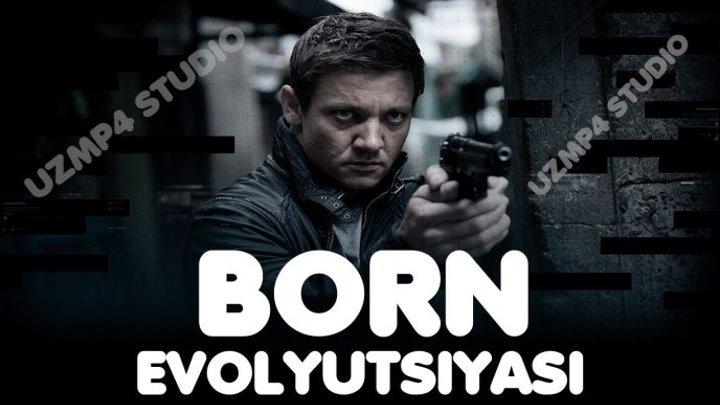 Born evolyutsiyasi (O'zbek tilida) HD uzmp4 studio