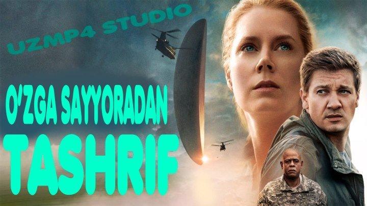 O'zga Sayyoradan tashrif (O'zbek tilida HD) uzmp4 studio
