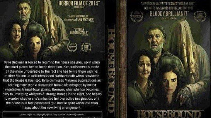 Привязанные к дому HD(2014) 1O8Op.Ужасы,Комедия,Детектив