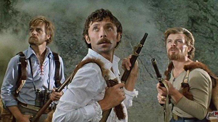 Советские фильмы.«Земля Санникова» (1973 год)