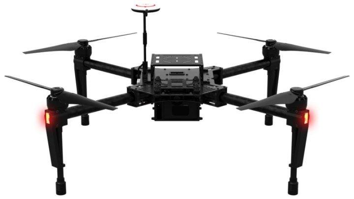 Квадрокоптер DJI Matrice 100