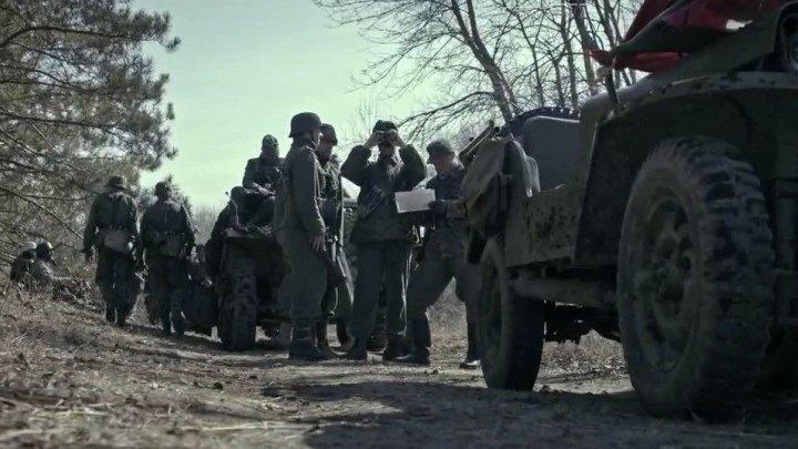 """Фильм """" Битва в Арденнах НD (2О18)""""."""