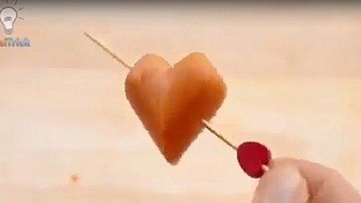 Идеи для сердешного завтрака на День святого Валентина