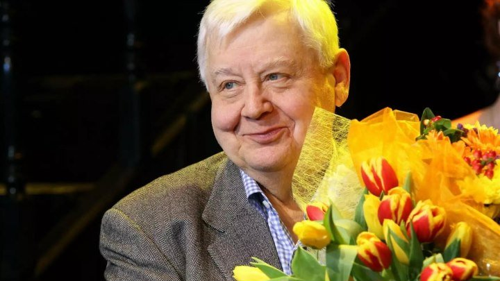 Умер Олег Табаков