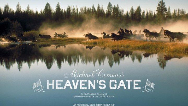 Врата рая (1980)Мелодрама, Вестерн,
