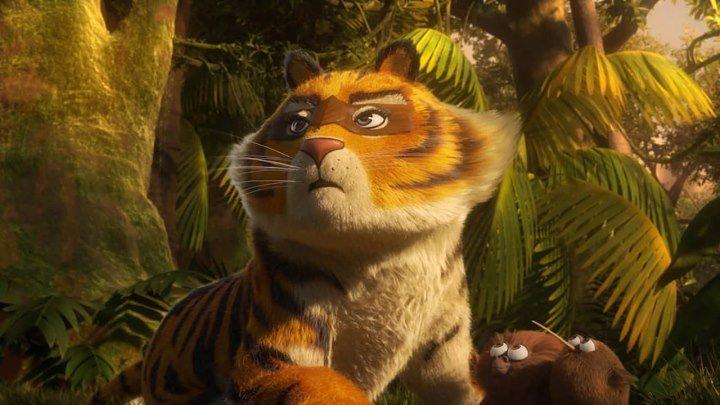 Дозор джунглей 2017 мультфильм