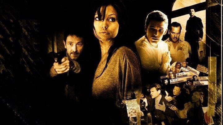 Забирая Жизни HD(2004) 1080p.Триллер,Детектив,Драма