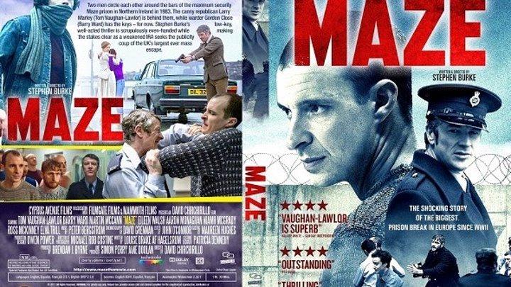 HD _ Лабиринт _ Maze _ 2OI7 _ триллер, драма, криминал, детектив, приключения,история