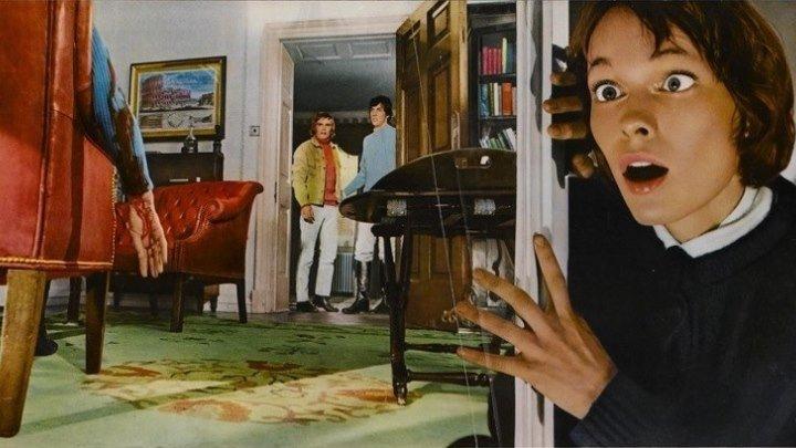 Слепой ужас (триллер от режиссера суперхитов «Фантастическое путешествие», «Конан-разрушитель», «Рыжая Соня» Ричарда Флейшера с Миа Фэрроу) | Великобритания, 1971