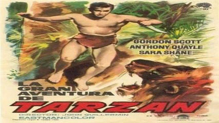 La gran aventura de Tarzán (1959) 3