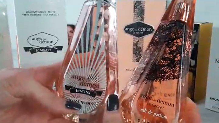 Чудесное творение от лучших парфюмеров! Обзор Духов Живанши Ангелы и Демоны