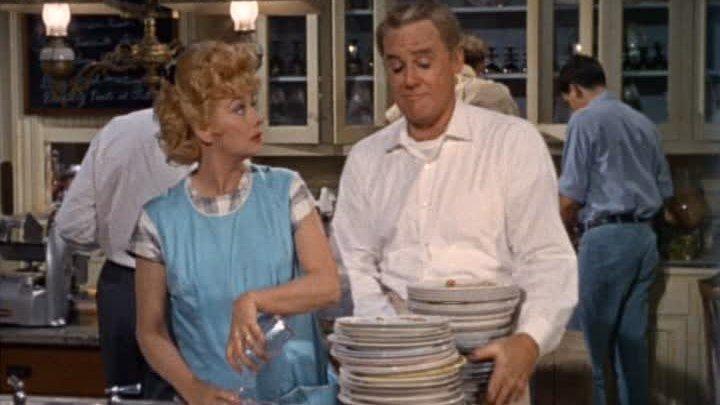 Твои, мои и наши / Yours, Mine and Ours (США 1968 HD) Семейный, Комедия ツ