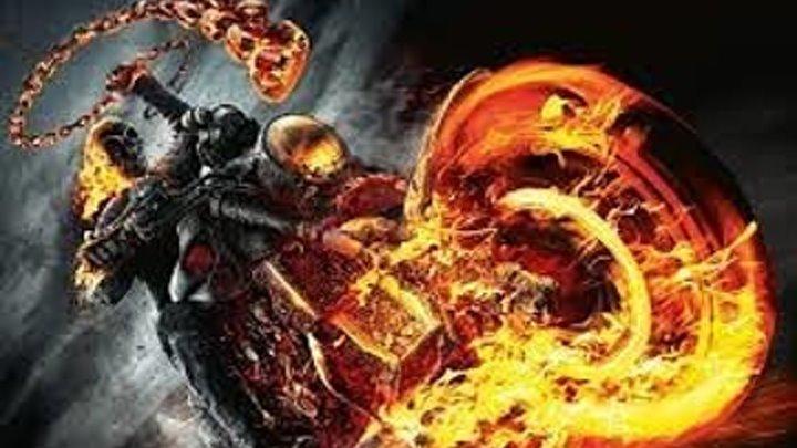 Призрачный гонщик (2007) Ghost Rider