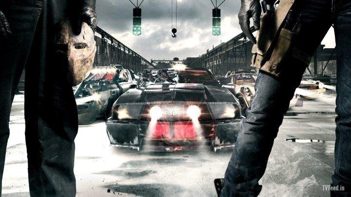 Смертельная гонка HD(фантастика, боевик, триллер)2007