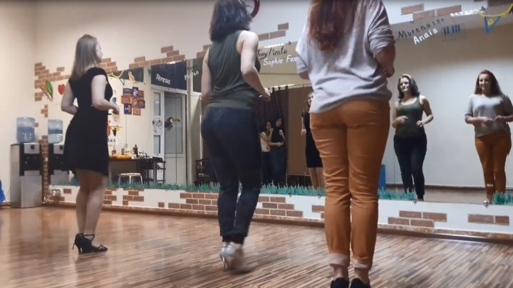 "Стиль танца ""Кизомба""!"