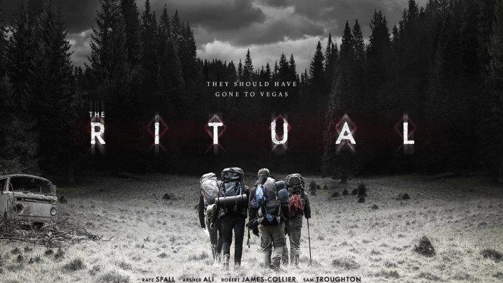 Ритуал (2017) Мистика, Ужасы