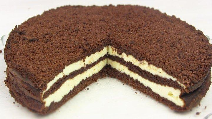 Королевский творожный пирог / Вкусно и просто