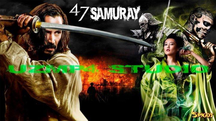 47-Samuray (uzbek tilida)HD