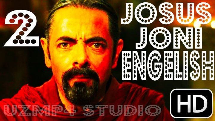 Josus Joni Ingilish 2 O'zbek tilida HD uzmp4 studio