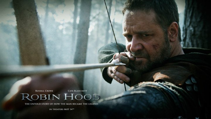 Робин Гуд 4K UltraHD(боевик, драма, приключения)2010