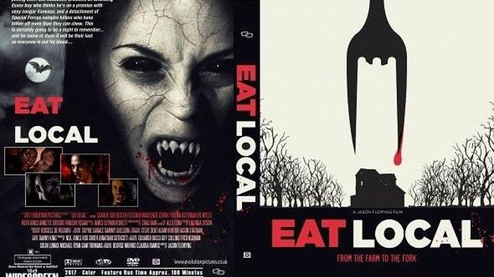 Ешь местных (2017) :ужасы, боевик,