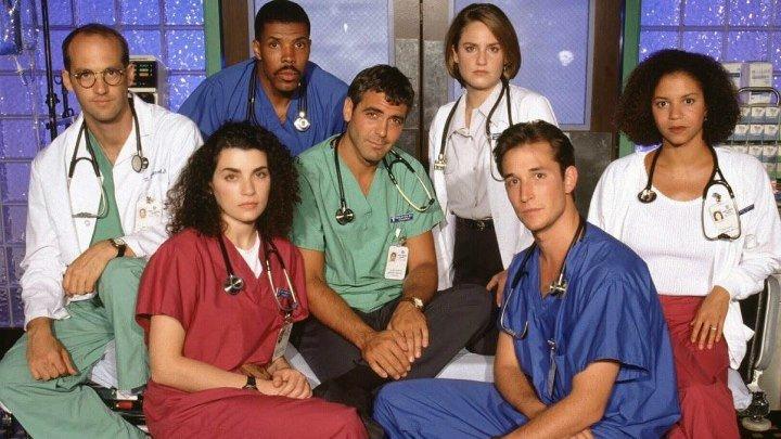 Скорая помощь сезон 1 серия 1 1994