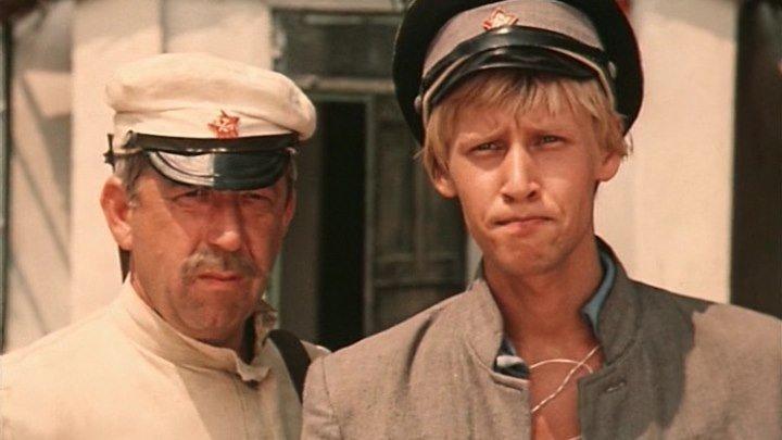 """""""Зеленый фургон"""" _ (1983) Приключения, комедия. Серии 1-2."""