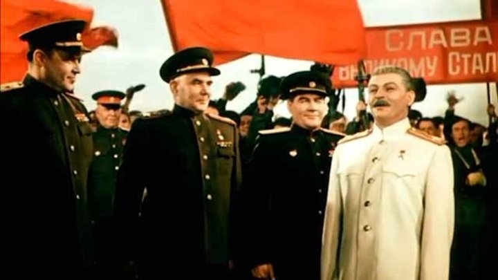 Падение Берлина 1949 СССР драма, военный