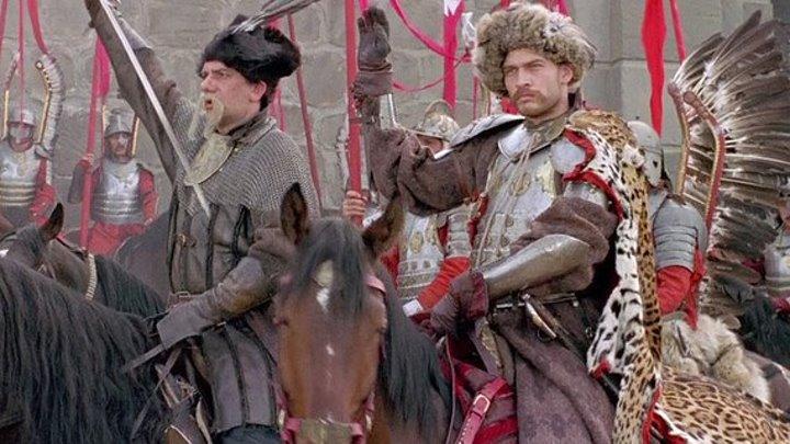 Огнём и мечом 1999 Польша драма, мелодрама, приключения, военный, история
