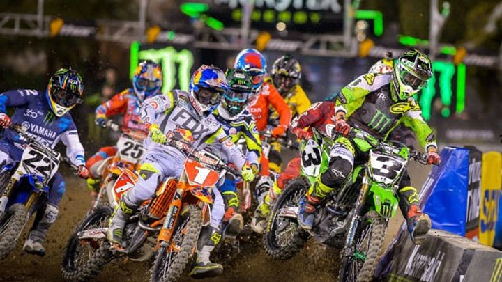 Supercross 2018 Ready For The Battle