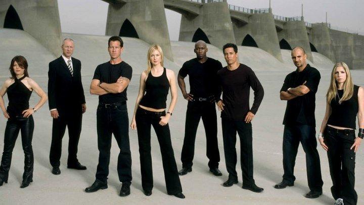 Матрица Угроза сезон 1 серия 1 2003