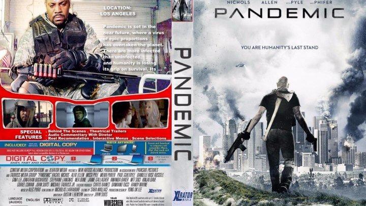 Пандемия (2016). Фантастика, Боевик,