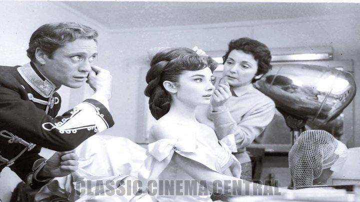 Mayerling (1957) Mel Ferrer, Audrey Hepburn, Lorne Greene