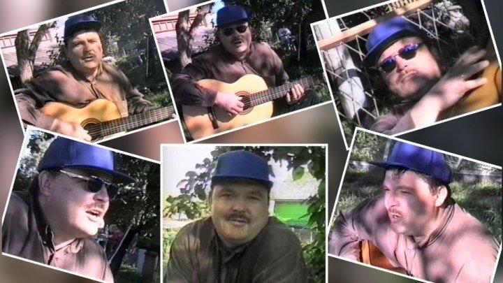 Михаил Круг - Я очень люблю Тверь / Акустика + Интервью 1996