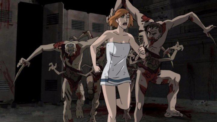 Космос: Территория смерти (2008 HD) 18+ Ужасы, Фантастика, Триллер, Мультфильм