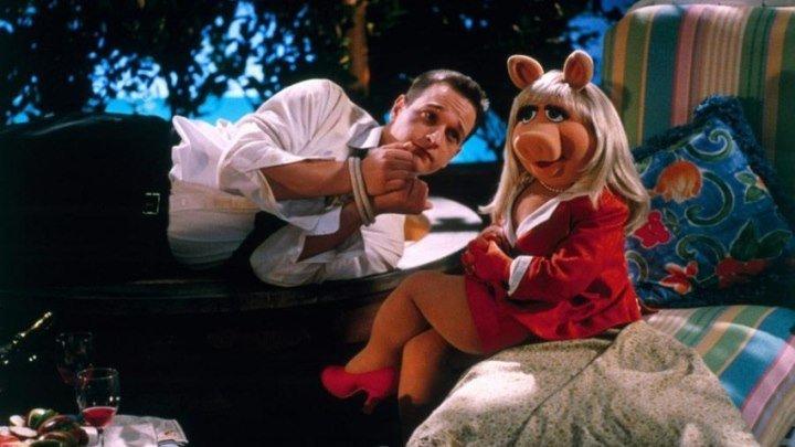 Маппеты в космосе (1999 HD) Фантастика, Комедия, Приключения, Семейный