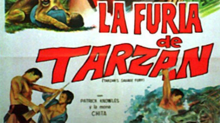 Tarzán, furia salvaje (1952) 2