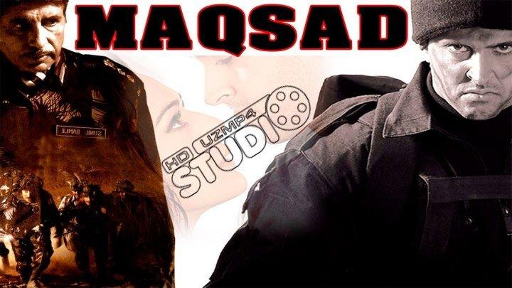 Maqsad Максад Xind kino HD O'zbek tilida uzmp4 studio