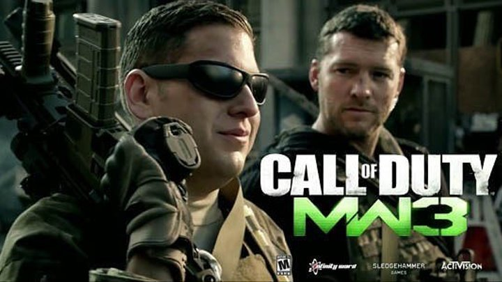 «Call of Duty: Modern Warfare 3» - «The Vet and the n00b» (игра)