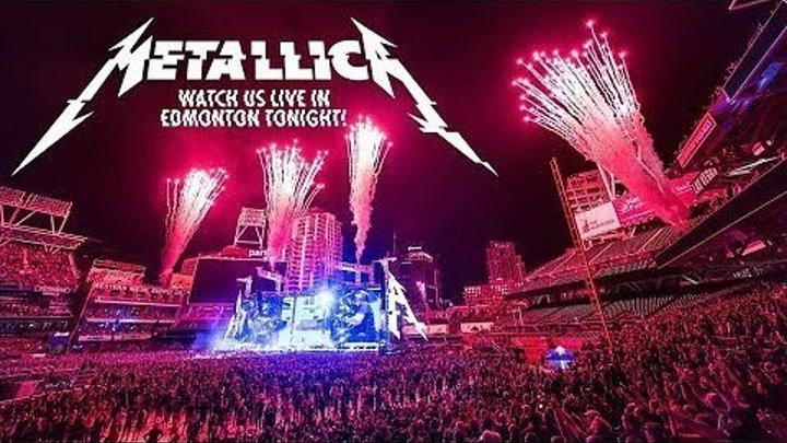 Metallica - Живой концерт из Канады