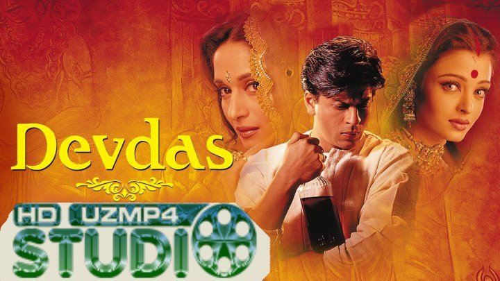 Devdas / Девдас Xind kino O'zbek tilida HD uzmp4 studio
