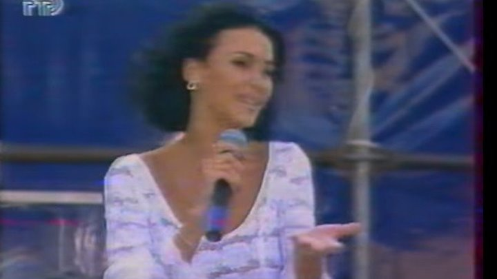 Наталья Лагода - Не обещай (1998 год).